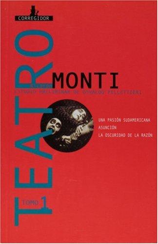 9789500508759: Teatro (Colección Dramaturgos argentinos contemporáneos)