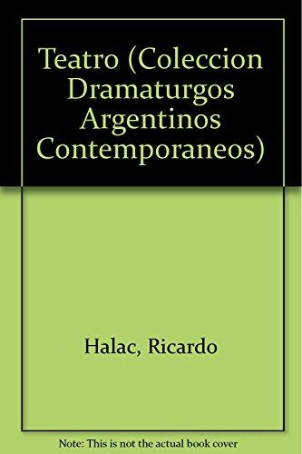 9789500511131: Teatro 4-Halac 1A.Ed