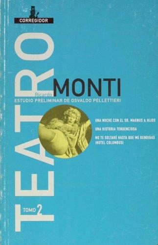 9789500512770: Teatro (Coleccion Dramaturgos Argentinos Contemporaneos)