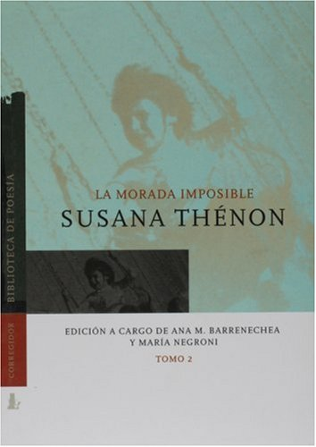 La Morada Imposible 2 (Spanish Edition): Susana Thenon