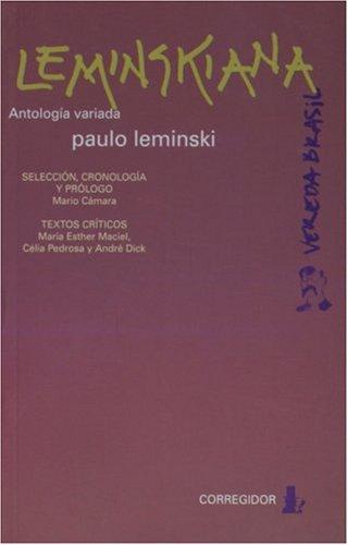 Leminskiniana (Spanish Edition): Leminski, Paulo