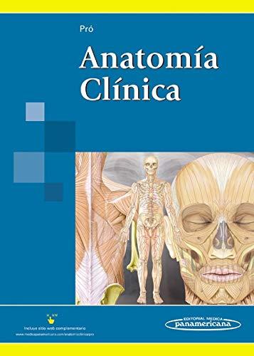 9789500601238: Anatomia clinica / Clinical Anatomy (Spanish Edition)