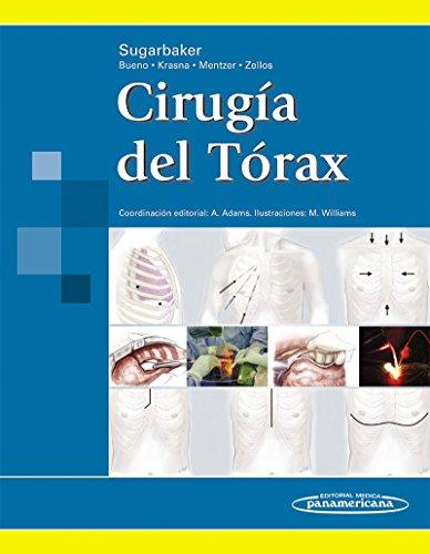 9789500601429: Cirugía del Tórax