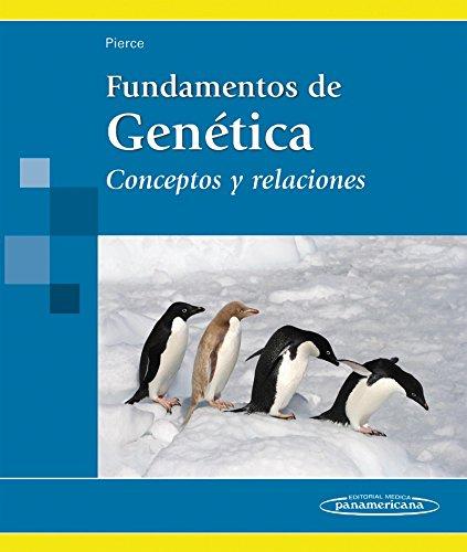 9789500602754: Fundamentos de genetica / Genetics Essentials: Conceptos y relaciones / Concepts and Connections (Spanish Edition)
