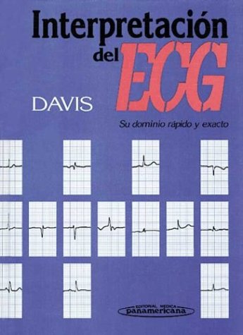 9789500605359: Interpetracion del ECG (Spanish Edition)