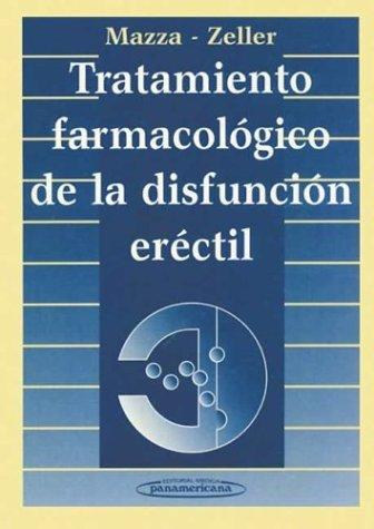 9789500615549: Tratamiento farmacologico de disfuncion erectil