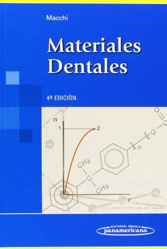 9789500615839: Materiales dentales / Dental Materials (Spanish Edition)