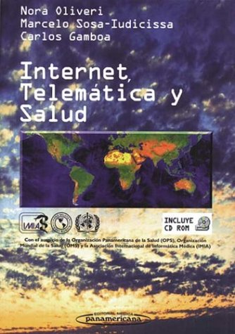 9789500616157: Internet, Telematica, y Salud (Spanish Edition)