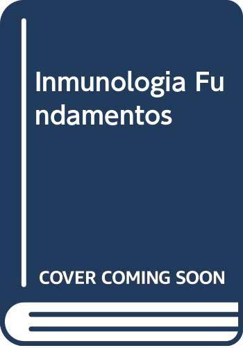 9789500618588: Inmunologia Fundamentos (Spanish Edition)