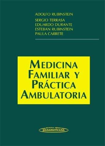 9789500618618: Medicina Familiar y Practica Ambulatoria (Spanish Edition)