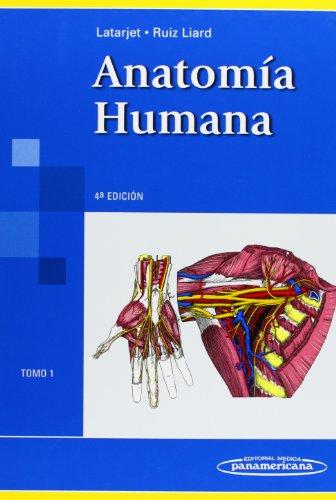 Anatomia Humana 2 vol. + CD (Spanish: Michel Latarjet; Alfredo