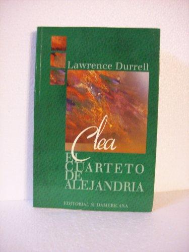 9789500701228: Clea: Alexandrian Quartet (Narrativa)