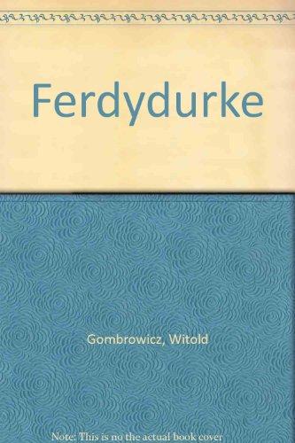 9789500701839: Ferdydurke