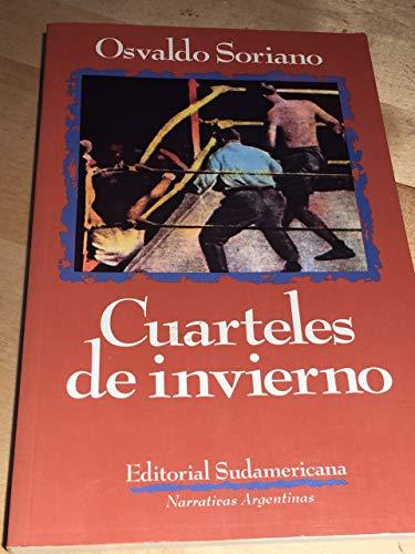 9789500704540: Cuarteles de Invierno (Spanish Edition)