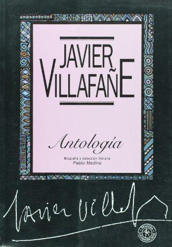 Javier Villafane. Antologia (Especiales) (Spanish Edition): Javier Villafane
