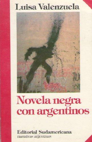 9789500706698: Novela Negra Con Argentinos (Spanish Edition)