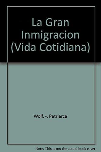 La gran inmigracion / The Great Immigration: Ema Wolf