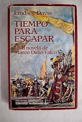 Tiempo Para Escapar (Spanish Edition): Davis, Lindsey