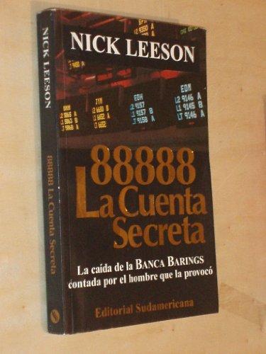 9789500711203: 88888 LA Cuenta Secreta (French Edition)