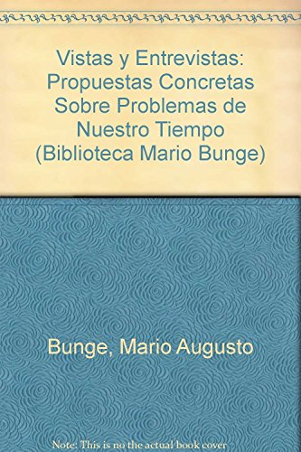 9789500713115: Vistas y entrevistas / Views and Interviews (Pensamiento) (Spanish Edition)