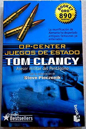 Juegos De Estado (Spanish Edition) (9500714418) by Clancy, Tom