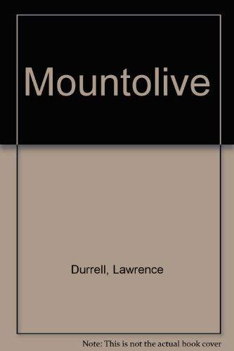 9789500714471: Mountolive: El cuarteto de Alejandria (Spanish Edition)