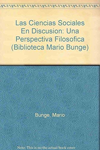 9789500715669: La ciencias sociales en discusion / Social Science discussion (Pensamiento) (Spanish Edition)