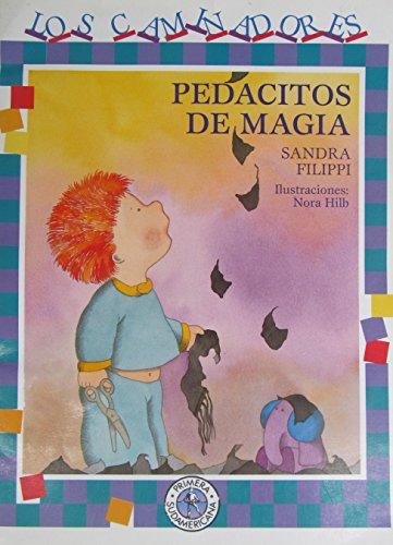 9789500716154: Pedacitos de Magia (Caminadores / Travellers) (Spanish Edition)