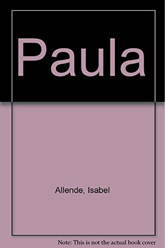 9789500717663: Paula (Spanish Edition)