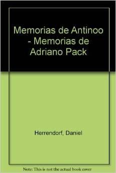 9789500717717: Memorias de Antinoo - Memorias de Adriano Pack