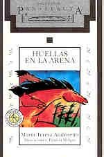 9789500718912: Huellas en la arena / Footprints in the Sand (Pan Flauta) (Spanish Edition)