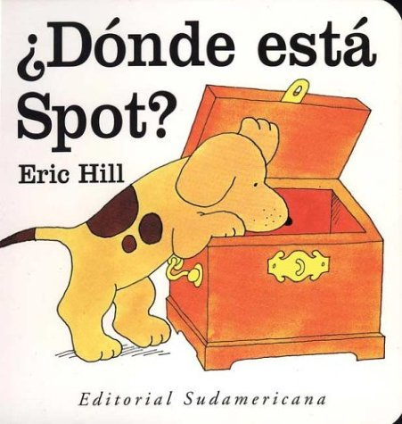 9789500719605: Donde Esta Spot (Spanish Edition)