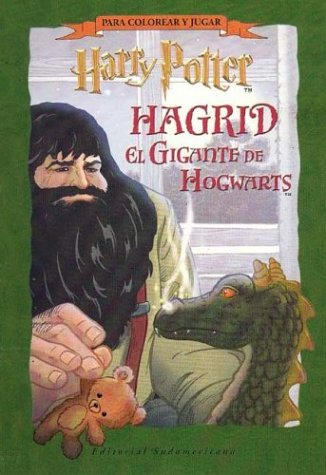 Harry Potter Hagrid La Gigante - Block Actividades (Spanish Edition) (9789500721059) by J. K. Rowling