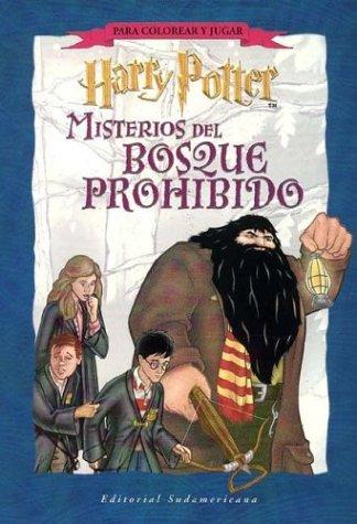 9789500721066: Harry Potter Misterios del Bosque (Spanish Edition)