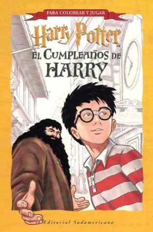 Harry Potter El Cumpleanos - Block Actividades (Spanish Edition) (9500721074) by J. K. Rowling