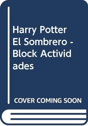 9789500721080: Harry Potter El Sombrero - Block Actividades (Spanish Edition)