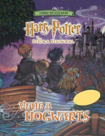 9789500721165: Harry Potter: El Viaje A Hogwa (Spanish Edition)