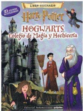 9789500721172: Harry Potter - Hogwarts, Colegio (Spanish Edition)