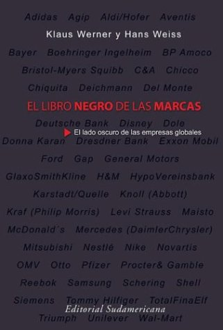 9789500723831: El Libro Negro De Las Marcas (Spanish Edition)