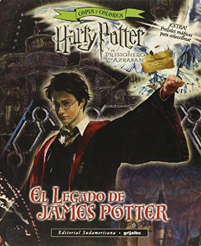 9789500725187: Legado de James Potter, El - Harry Potter