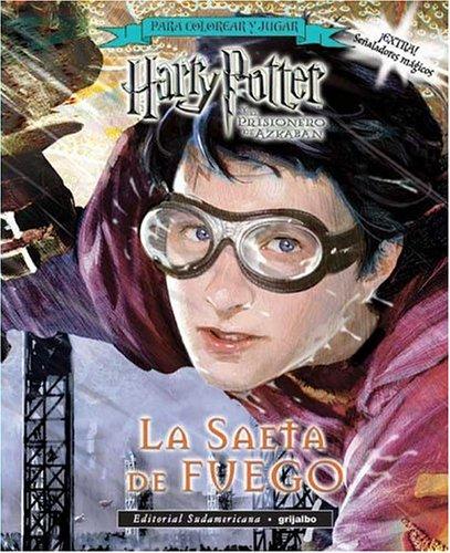 9789500725514: Saeta de Fuego, La - Harry Potter (Spanish Edition)