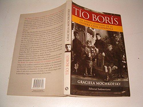 9789500727303: Tio Boris / Uncle Boris