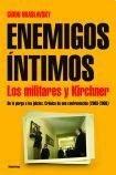 9789500730938: ENEMIGOS INTIMOS (Spanish Edition)