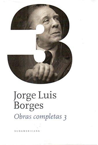 Obras Completas 3: BORGES