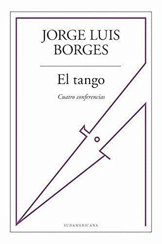 9789500754972: Tango Cuatro Conferencias (Rustico)
