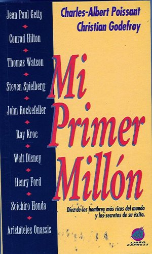 9789500812450: Mi primer millon (Spanish Edition)