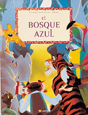 9789500813365: El Bosque Azul (Atlantida Mini) (Spanish Edition)