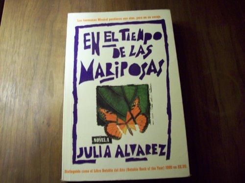 En el tiempo de las mariposas: Julia Alvarez