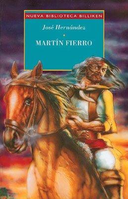 Martin Fierro - Nbb 7 - (Spanish: Hernandez, Jose