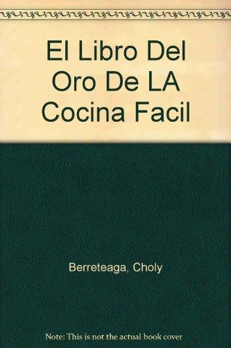 9789500816540: El libro de oro de la cocina fácil